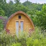 luxury glamping in devon link