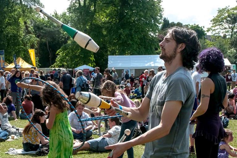 Exeter Respect Family Festival