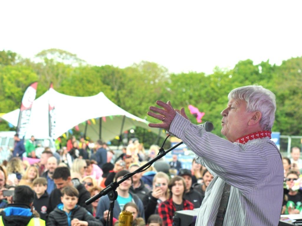 Pigstock Festival family Festival