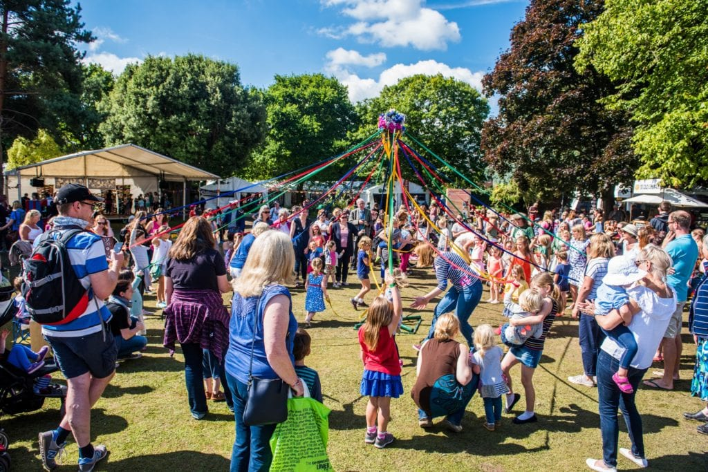 Sidmouth Folk Family Festival