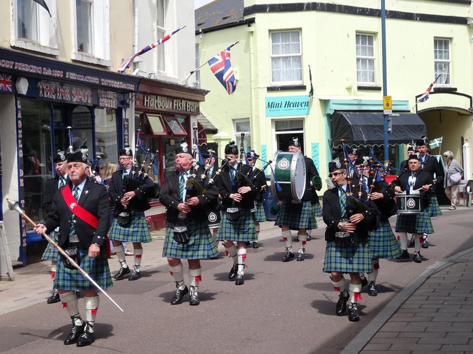 Teignmouth Folk Festival Family Festival
